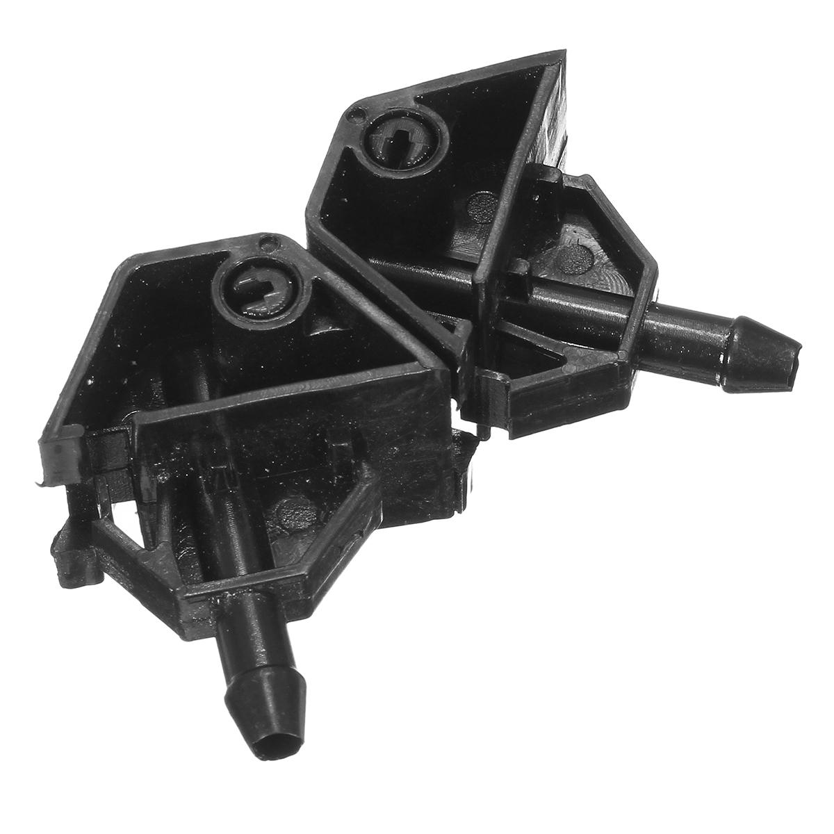 Car Windshield Washer Sprayer Nozzle Washer Jet For Nissan Qashqai 2008-2014