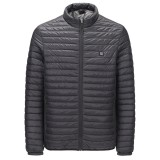 USB Electric Heated Coats Heating Vest Parka Winter Puffer Jacket Outwear