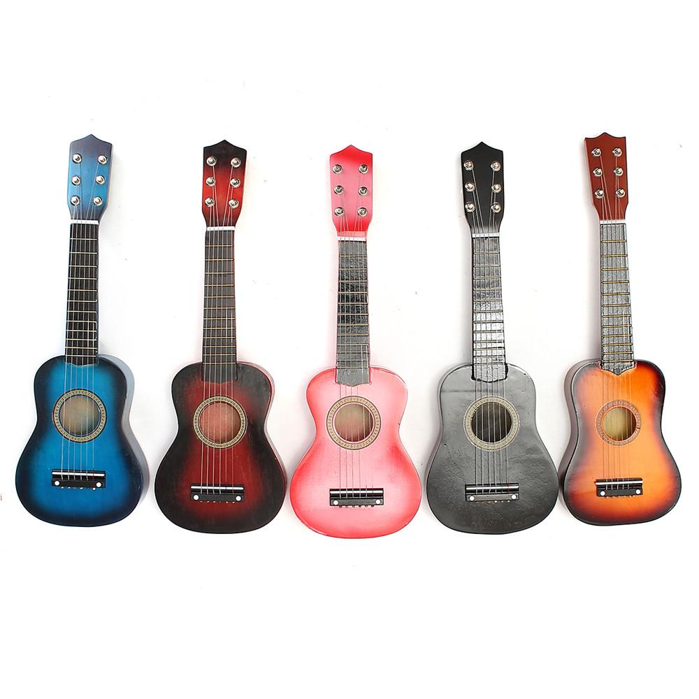 21 beginners basswood acoustic guitar 6 string practice music instruments. Black Bedroom Furniture Sets. Home Design Ideas