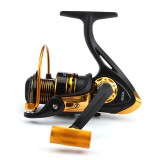 ZANLURE 2000-4000 5.2:1 12+1BB Sea Fishing Reel Left Right Interchange Reel