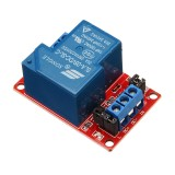 5pcs BESTEP 1 Channel 5V Relay Module 30A With Optocoupler Isolation Support High Low Level Trigger