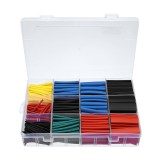 560Pcs 11 Sizes Heat Shrink Tubing Tube Wire Cable Insulation Sleeving Kit