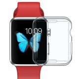 Bakeey Clear TPU Watch Protective Case For Apple Watch Series 1/Series 2/Series 3 38mm/42mm