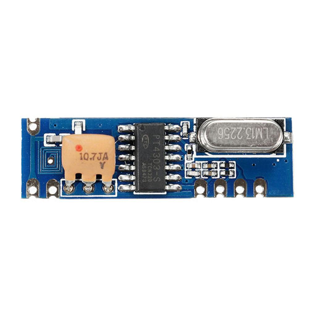 433MHz 100M Wireless Remote Control Transceiver Module Kit ASK Transmitter STX88