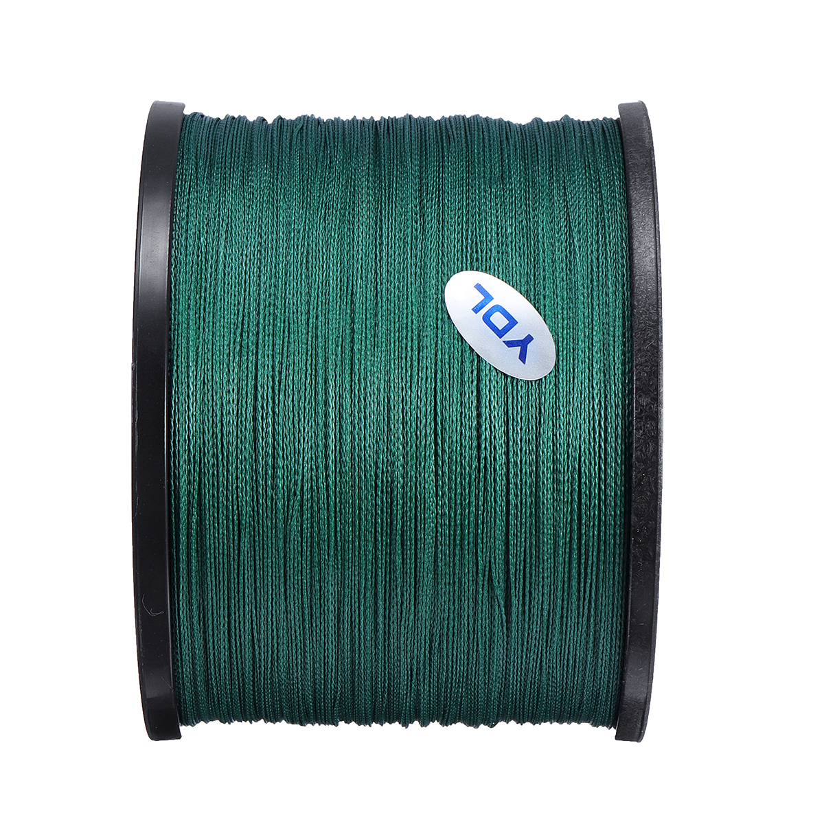 1000M 4 Strands Super Strong Green Braided Spectra Sea Fishing Line Saltwater PE Line