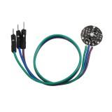 5pcs Pulsesensor Pulse Heart Rate Sensor Module For Arduino Pulse Sensor