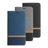 Bakeey Flip Cloth Pattern+PU Leather Full Protective Case For Xiaomi Mi A2 Lite / Xiaomi Redmi 6 Pro