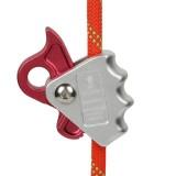 XINDA 15KN Aluminum Alloy Safety Rock Climbing Tree Carving Climbing Rope Grab Protecta Accessory