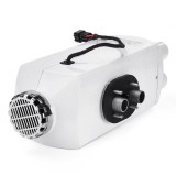 24V 5kw 4 Holes Diesel Air Parking Heater Diesel Heating Air Heater with LED Switch & Remote Control