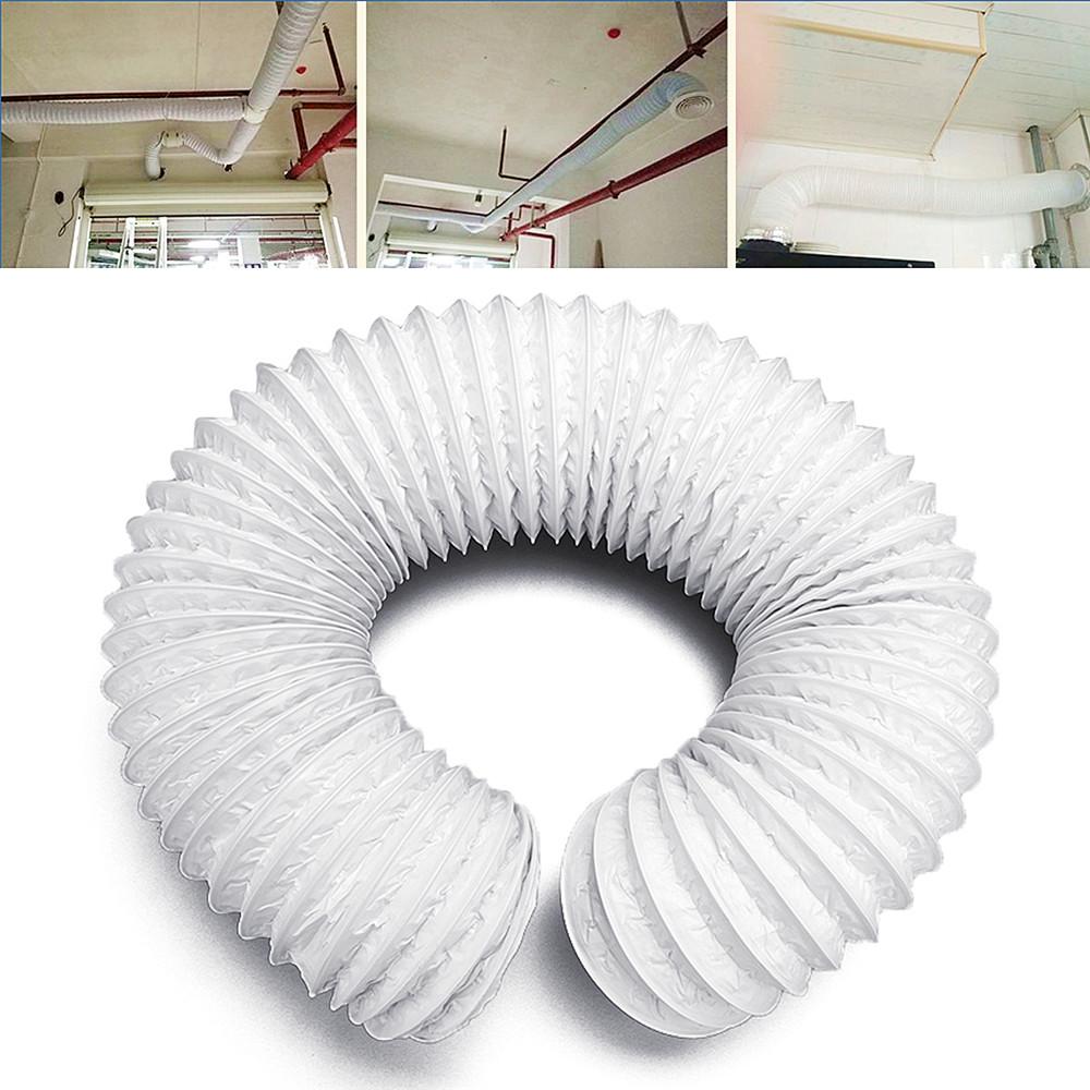 Portable Air Conditioner Exhaust Hose Tube 6 Inch Diameter 79 Inch Length Vent Hose