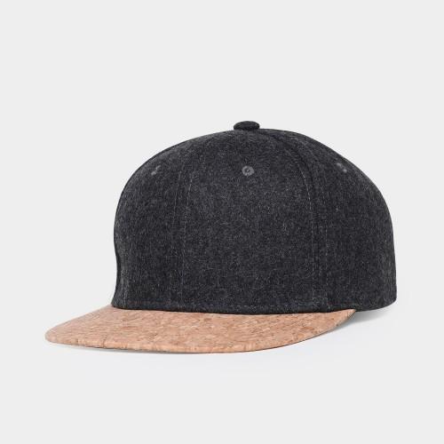 NUZADA Cotton Baseball Cap Unisex Hip-Hop Hat Adjustable Flat Brim Men Women Cycling Hat