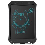 WP9309 8.5 inch LCD Monochrome Screen Writing Tablet Handwriting Drawing Sketching Graffiti Scribble Doodle Board or Home Office Writing Drawing (Black)