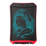 WP9316 10 inch LCD Monochrome Screen Writing Tablet Handwriting Drawing Sketching Graffiti Scribble Doodle Board or Home Office Writing Drawing (Red)
