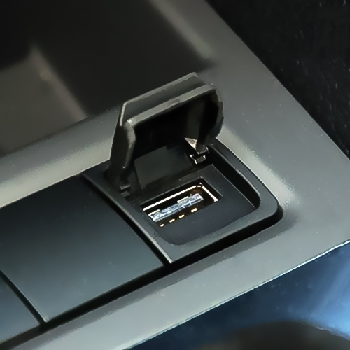 Car 510 / 310 USB Adapter Switch Plug for Volkswagen Golf 6 / New Sagitar / Scirocco / MAGOTAN