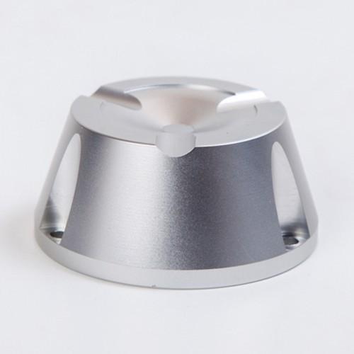 Small Hammer Lock Unlocking Device Clothing Anti-theft Buckle Aluminum Oxidation Anti-theft Alarm Device Unlocking Device 10000GS (Silver)