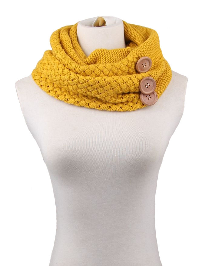 Knitted Jacket Santini Winter Spinning Cycling Yellow