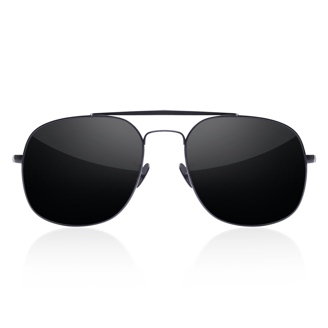 49b78e1523f Original Xiaomi TS Double Beam Sunglasses Pilots Glasses (Black) ·  OG0636B 2. ...