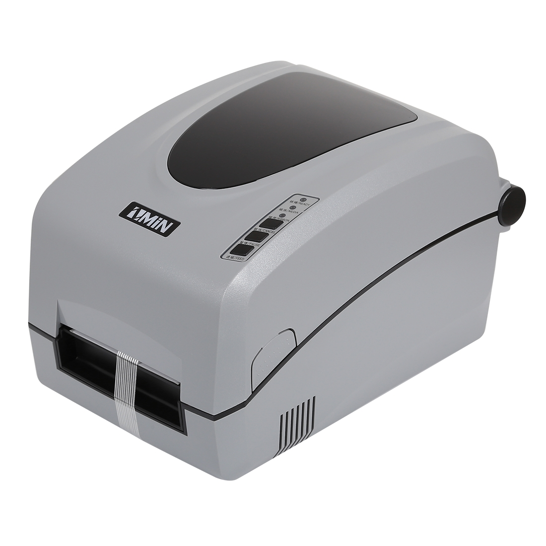 H8 Convenient USB Port Thermal Automatic Calibration Barcode Printer  Supermarket, Tea Shop, Restaurant, Max Supported Thermal Paper Size: 57*30mm