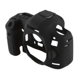 PULUZ Soft Silicone Protective Case for Canon EOS 5D Mark III / 5D3 (Black)