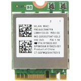 RTL8822BE Dual Band AC 433M Network Adapter Card Bluetooth 4.0 Wireless Network Adapter Card for Dell / ASUS / Toshiba / Sony / Acer