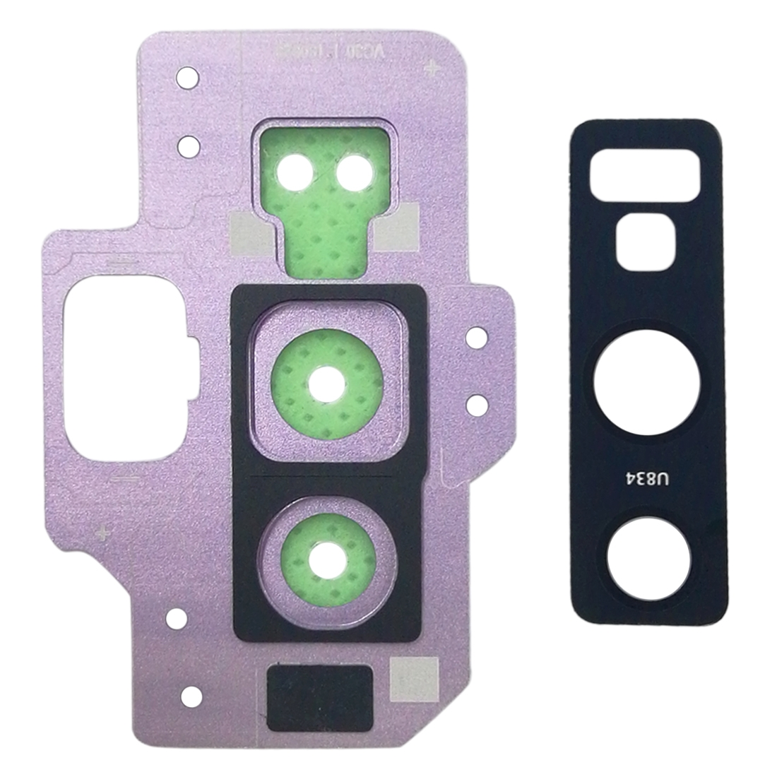 Camera Lens Cover for Galaxy Note9 (Purple)