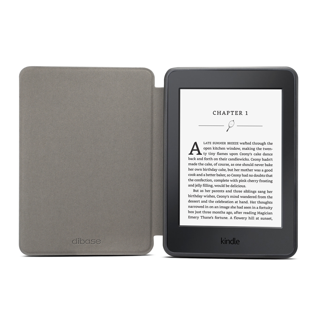 Colors Butterfly Pattern Horizontal Flip PU Leather Protective Case for Amazon Kindle Paperwhite 4 (2018), with Sleep & Wake-up Funtion