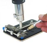 Universal PCB Holder Fixture Jig Stand Mobile Phone SMT Repair Soldering Iron Rework Tool