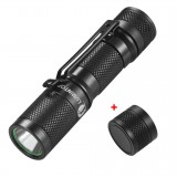 Lumintop Tool AA 2.0 USB Charging EDC 14500 AA Flashlight Torch Camping Tent Light Reading Lamp