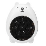 Personal Space Heater Mini Eletric Heater 400W 220V Eletrical Warmer 1010 Desk Heater
