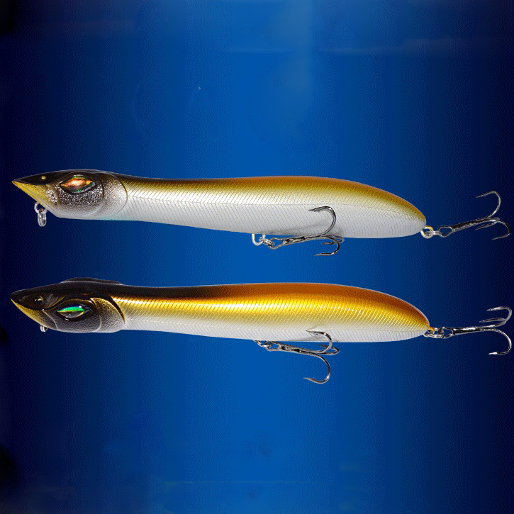 14CM Topwater Popper Bait Fishing Lures Hard Bait And Tackle Casting Spinning Jigging Fishing Lure
