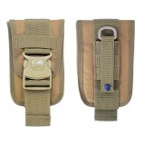 Outdoor Tactical Waist Bag Wear Proof Durable Molle Pouch Waterproof EDC Cycling Climbing Phone Bag