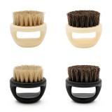 Soft Wild Boar Fur Men Shaving Brush Barber Salon Facial Cleaning Shave Tool Razor Brush
