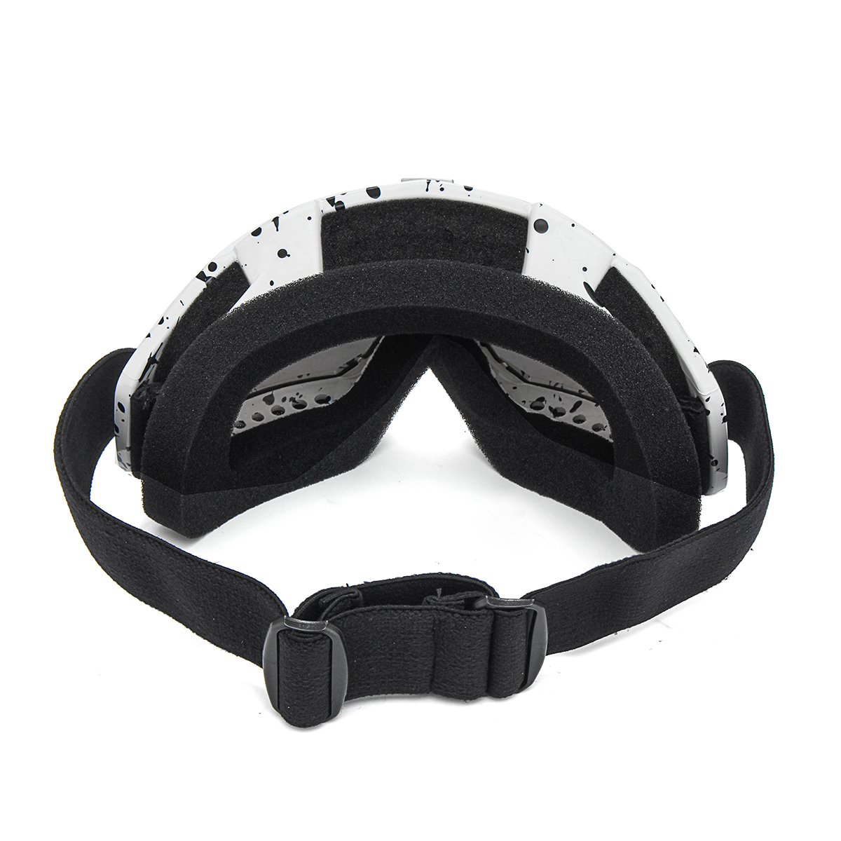 Anti-UV Dust Snow Glasses Goggles For Motorcycle Motocross Ski Racing Scooter