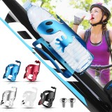 BIKIGHT Aluminum Alloy Water Bottle Holder Case Mount Motorcycle E-bike Bike Bicycle Cycling Xiaomi