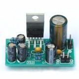 10pcs DIY TDA2030A Audio Amplifier Board Kit Mono Power 18W DC 9V-24V
