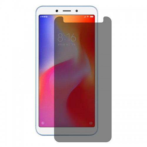Enkay Anti-spy Anti-explosion Tempered Glass Screen Protector for Xiaomi Redmi 6 / Redmi 6A