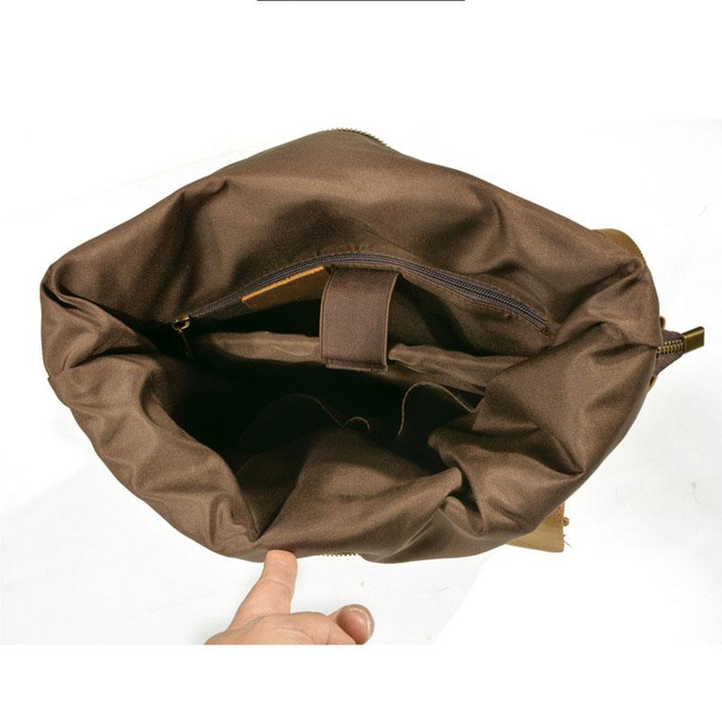 Men Women Travel Vintage Backpack Canvas Waterproof Outdoor Large Capacity Backpack Unisex Camping