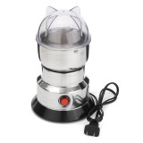 220V 100W Electric Herb Beans Grain Coffee Grinder Cereal Mill Grinding Machine
