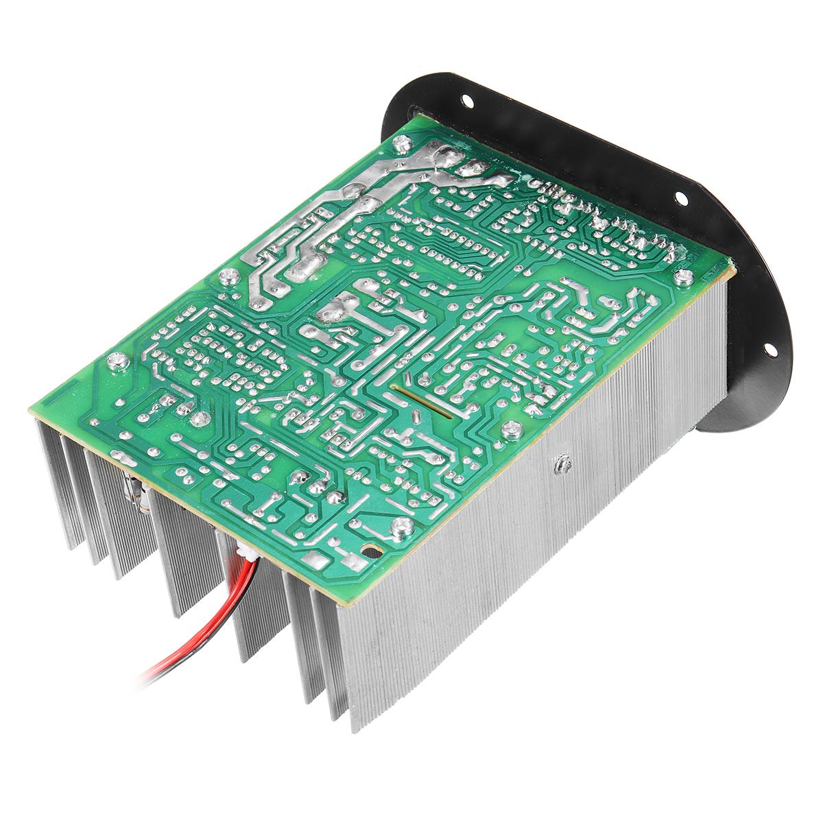 12V 220V Bluetooth Power Amplifier High Power Subwoofer Car