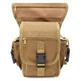 Men Multi-function Camouflage Waist Bag Tactical Bag Outdoor Sport Bag