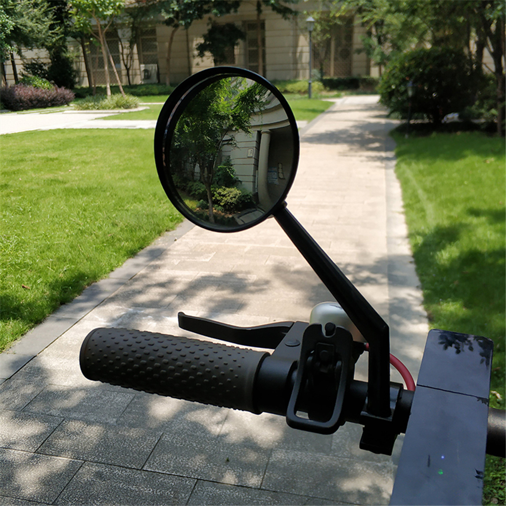 BIKIGHT Mirror for XIAOMI Scooter Ninebot Segway ES2 ES1 Motorcycle E-bike Bike Bicycle Cycling