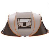 5-8 People Large Automatic Camping Tent Windproof Waterproof Pop Up Family Sunshade Canopy