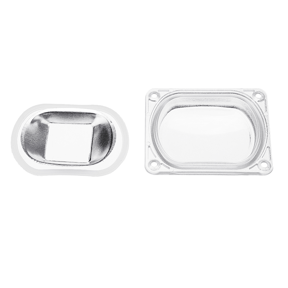 LED DIY COB Chip Lens Reflector for 20W 30W 50W Spotlight Flood Light Source AC110V/220V