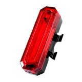 XANES TL17 Bike Bicycle USB Warning Tail Light Waterproof Cycling Scooter Motorcycle E-bike Taillight