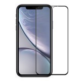 Enkay 6D Curved Edge Screen Protector For iPhone XR Full Screen Coverage Tempered Glass Film