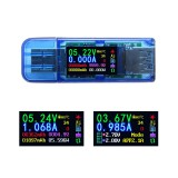 RUIDENG AT34 USB3.0 IPS HD Color Screen USB Tester Voltage Current Capacity Energy Power Tester