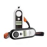 XANES MSA-870 120DB Emergency Self Defense Personal Security Alarm & Pedometer & Mini Keychain Light