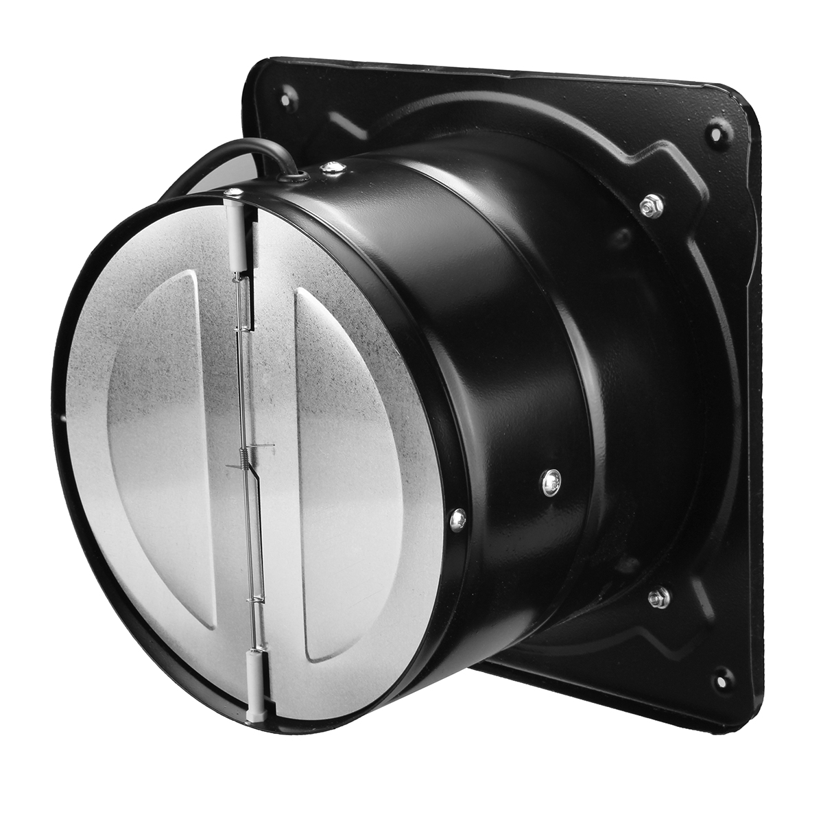 60W/80W/150W Industrial Ventilation Extractor Axial Exhaust Commercial Air Blower Fan