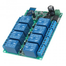 4 Channel USB Wireless Control Relay Module Support Zigbee Bluetooth