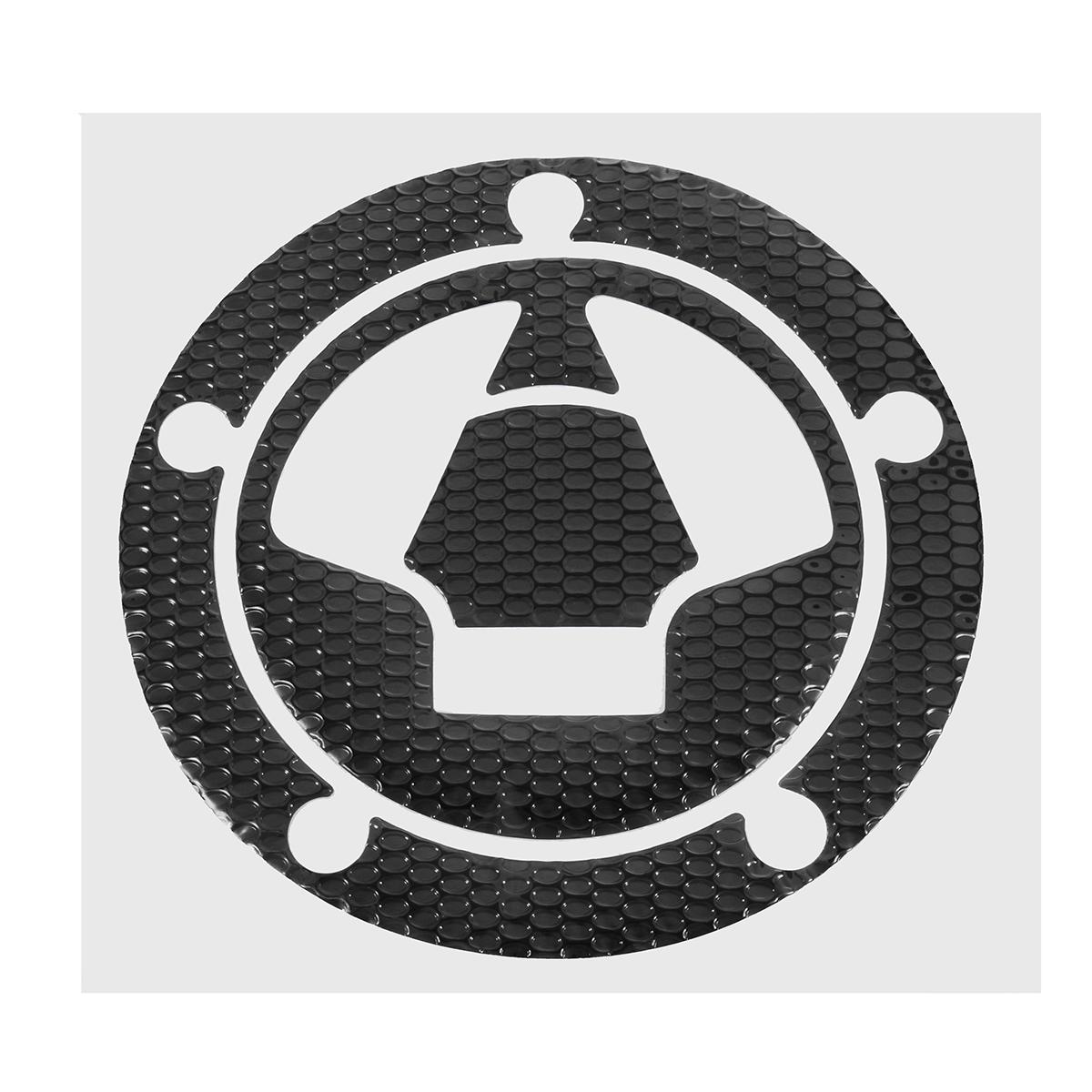 Motorcycle 3d Fuel Tank Cap Cover Pad Sticker For Kawasaki Ninja